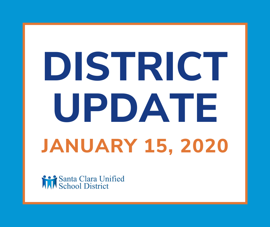 District Update January 15 2021